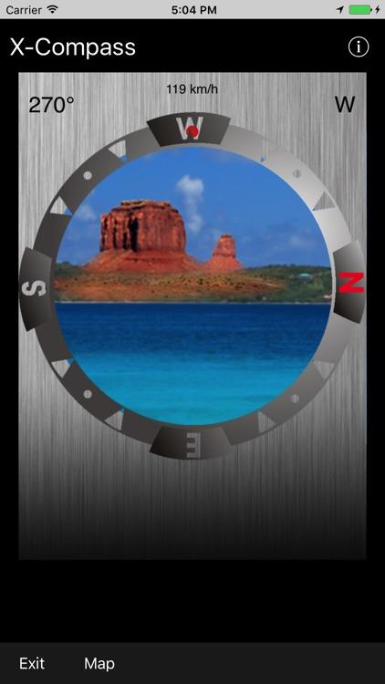 X-Compass screenshot-3
