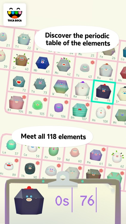 Toca Lab: Elements screenshot-0