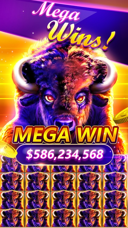 Buffalo™ Slots Machine - Best Vegas Slots & Pokies screenshot-2