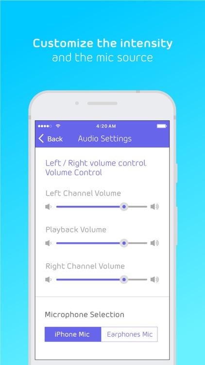 uSound (Hearing Assistant) screenshot-3