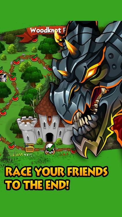 Battle Gems (AdventureQuest) screenshot-4