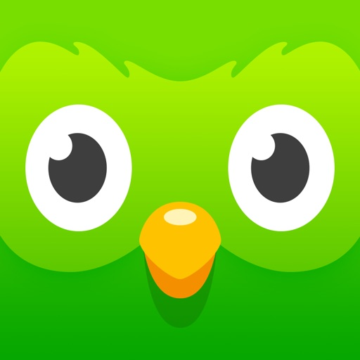 Duolingo - Learn Spanish, French and more app logo
