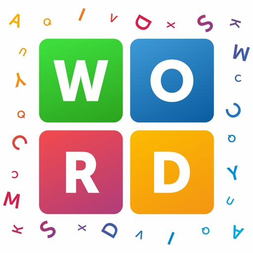 Word Whizz – find & swipe words, brain training!
