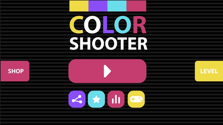 Color Shooter - World Champion Puzzle Challenge