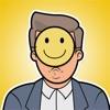 Emojiman stickers by gudim