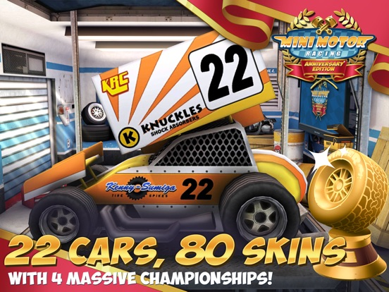 Скачать игру Mini Motor Racing