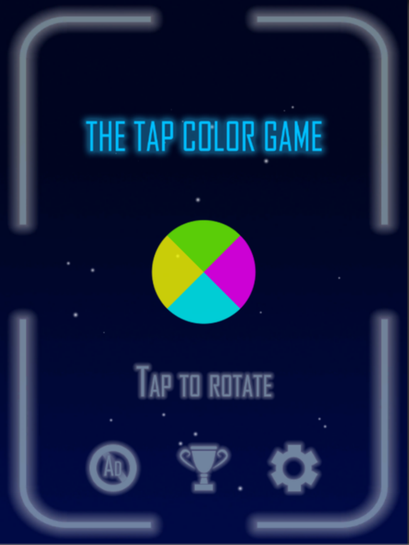 The Tap Color Game | App Price Drops
