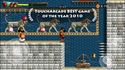 Screenshot from Babylonian Twins (Premium) Puzzle Platformer