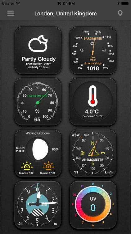 The Weather Station screenshot-0