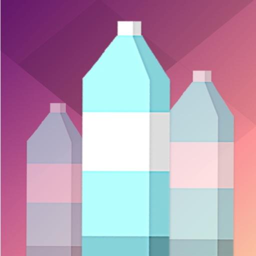 Water Bottle Flip Challenge 2k16 : Falling Games ! iOS App