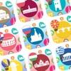 解锁12种中欧和东欧语言500张学习咭和片语