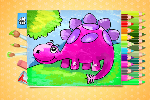 Kolorowanki - Darmowa Gra dla Dzieci - náhled