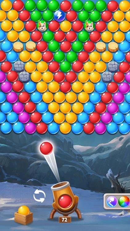 Bubble Shooter Move screenshot-3