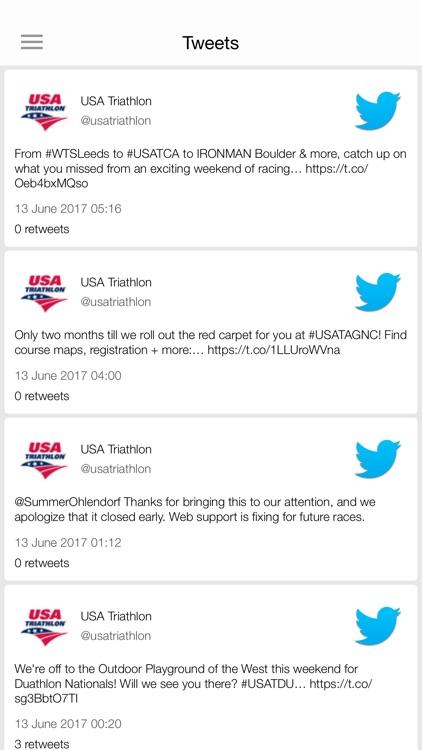 USA Triathlon National Events screenshot-4