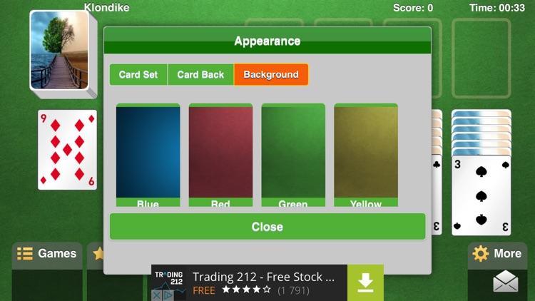 Solitaire Card HD screenshot-3