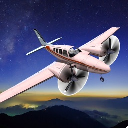Airplane Flight Simulator-Aviation Pilot Adventure
