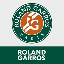 Official Roland-Garros Tournament App