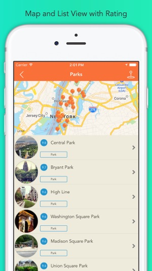 Best Nyc Map App.New York Travel City Guide On The App Store