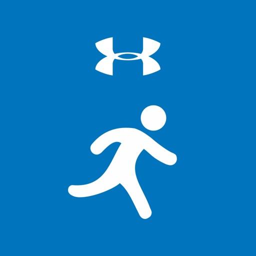 Map My Run - GPS Running & Workout Tracker app logo