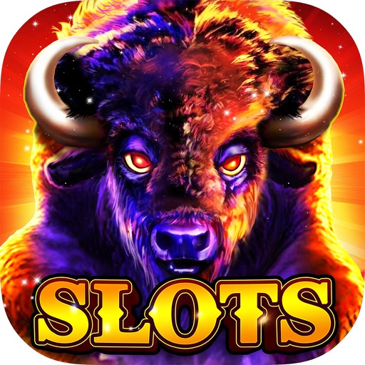 Buffalo™ Slots Machine - Classic Vegas Casino