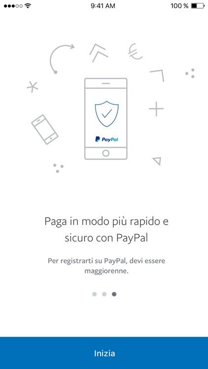 PayPal Carica screenshot-3