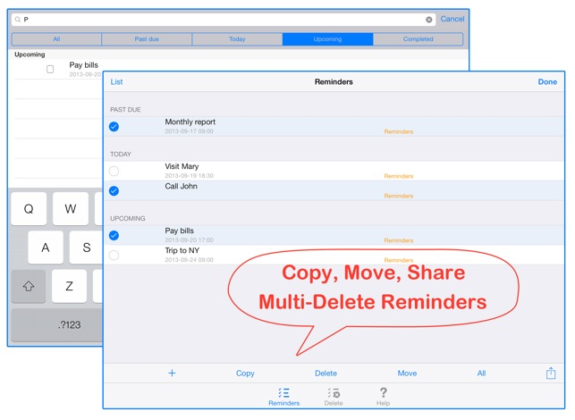 "Task To Do List Manager – ""for Reminders"" Screenshot"