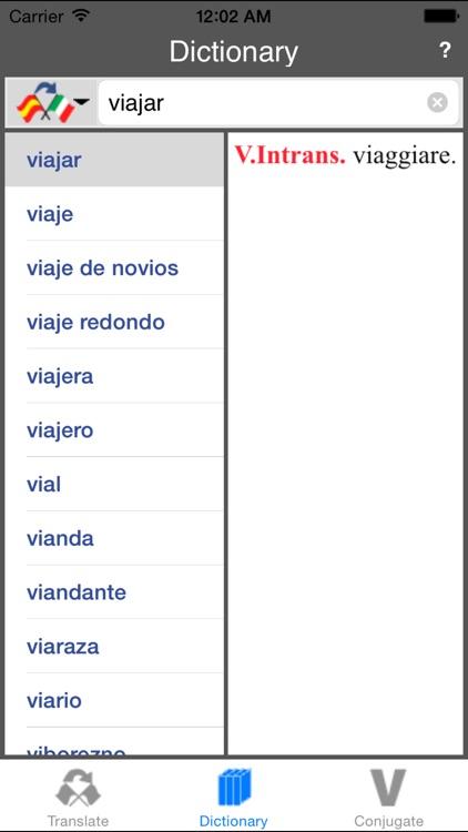 Italian Translator (Offline) screenshot-4
