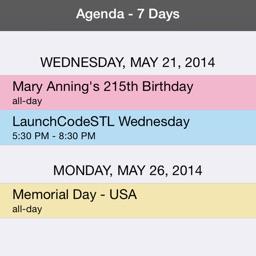 Agenda - 7 Days