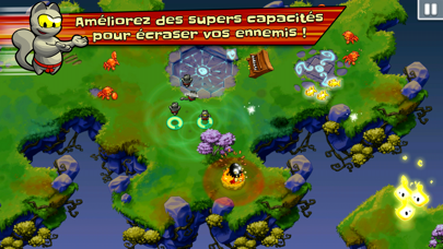 Screenshot #3 pour Ninja Hero Cats