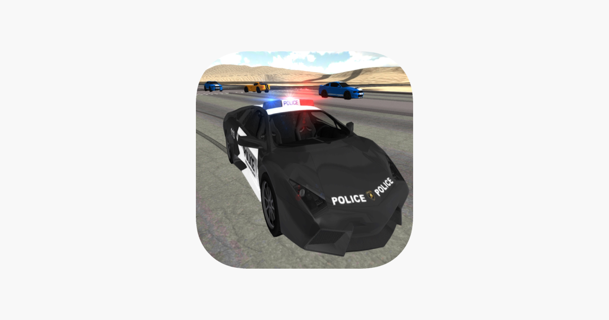 Police Car Driving Simulator on the App Store