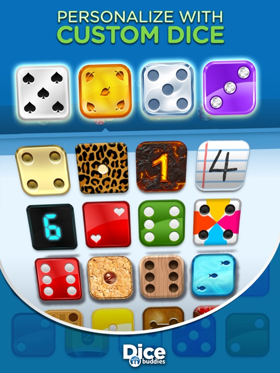 Dice With Buddies: Social Game Скриншоты9