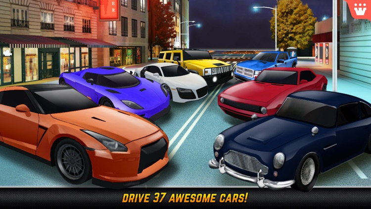 High School Driving Test – Car Driving and Parking screenshot-4