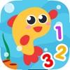 Ocean Explorer 123 - Numbers & Counting Games