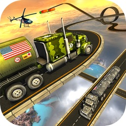 USA Army Truck Simulator - Ramp Truck Driving Mod