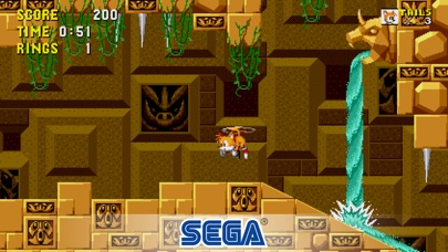 Sonic The Hedgehog Classic iPhone