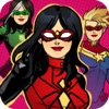 Super Hero Games Create A Character for Boys Games - iPhoneアプリ