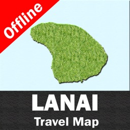 LANAI – GPS Travel Map Offline Navigator