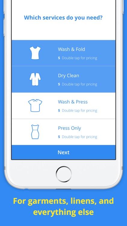 Dryz - Dry Clean & Laundry screenshot-3