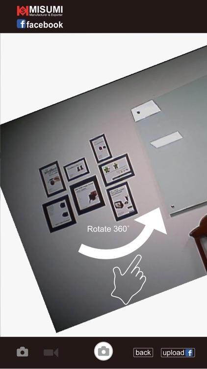 MISUMI Wifi Camera screenshot-3