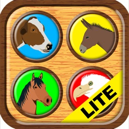 Big Button Box: Animals Lite - sound effects