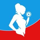Тренировки и упражнения для женщин - iJockGirl icon