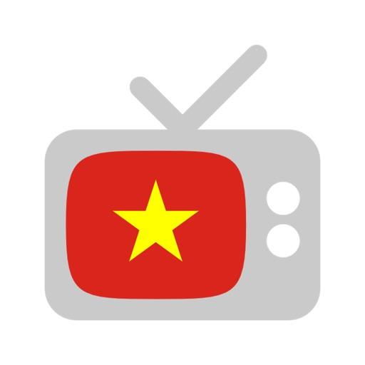 TV tiếng việt - Vietnamese TV online iOS App