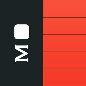 Timepage – Calendar by Moleskine app