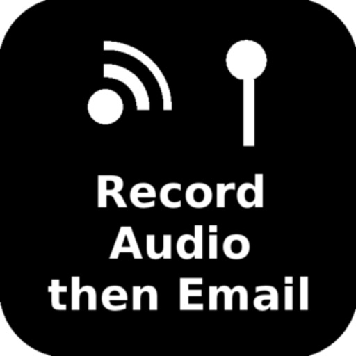 Record Audio then Email