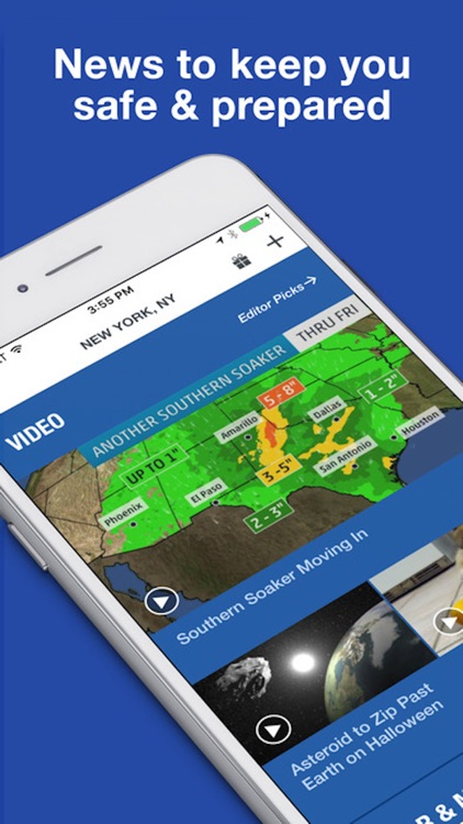 The Weather Channel Pro : Forecast, Radar & Alerts