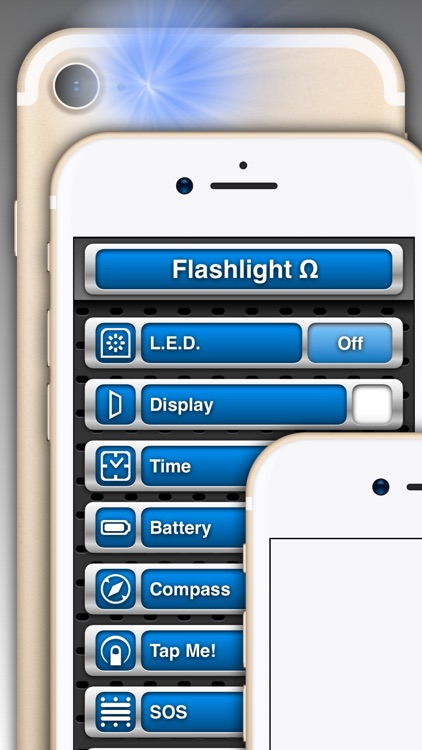 Flashlight Ω screenshot-0