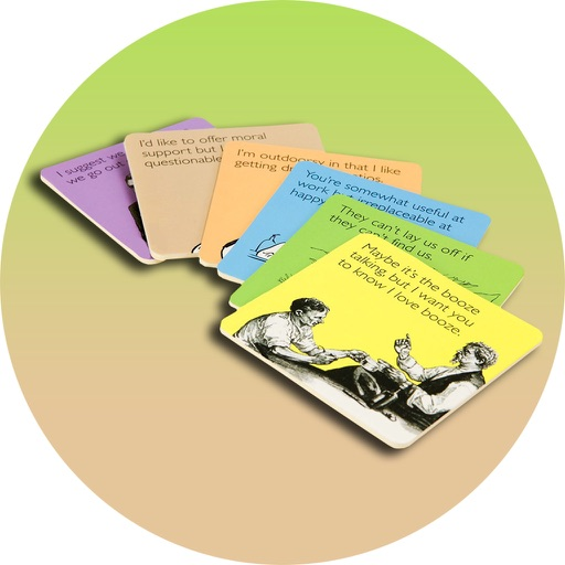 SomeEcards-Ecard stickers icon