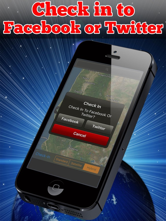 Where Are You? Prank Status Changer For Facebook screenshot 4