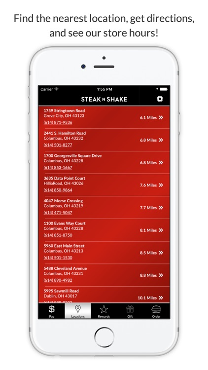 Steak 'n Shake screenshot-4