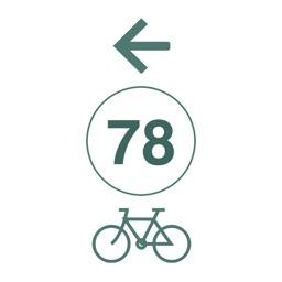De Knooppuntenapp: fietsen in België en Nederland